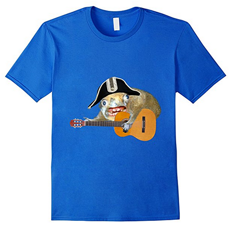 Buy an amazing Spongmonkeys T-shirt from Amazon!